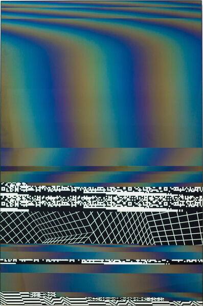 Felipe Pantone, 'Planned Iridescence #6', 2017