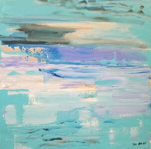 Vian Borchert, 'Lavender Waves', 2019