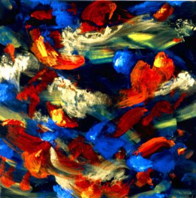 Elisabeth Lalouschek, 'Emergence', 2001