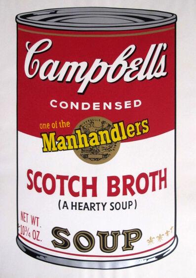 Andy Warhol, 'Campbell's Soup II: Scotch Broth Soup (FS II.55)', 1965