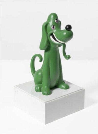 Kenny Scharf, 'Dogeyeguy', 2004