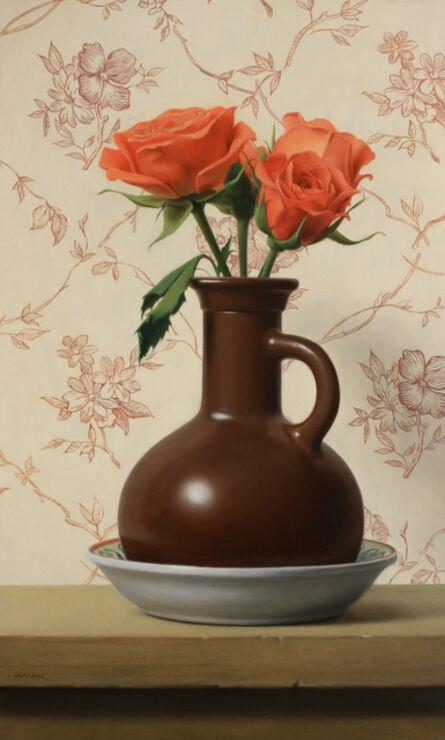 Tony Curanaj, 'Flower with Pattern', 2008