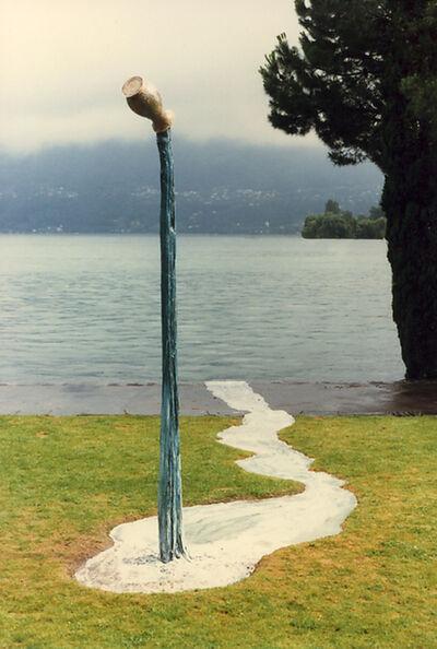 Heidi Bucher, 'Die Quelle (The source)', 1987