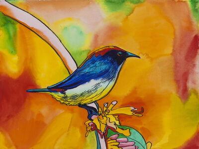 Lou Shenyi 娄申义, 'Bird No.5', 2015