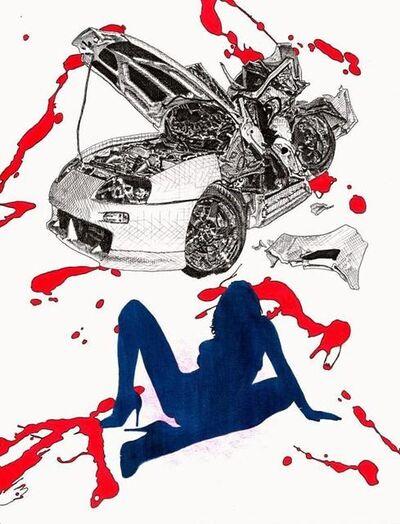 IILK (Ichiro Irie & Lucas Kazansky), 'Blood, Sex and Car Wrecks 2'