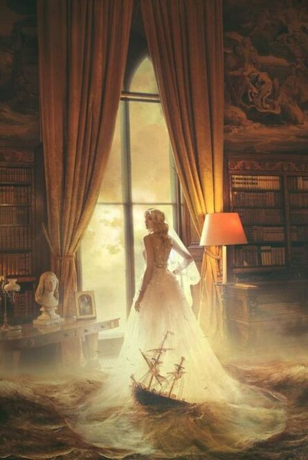 Miss Aniela, 'A Room With A View ', ca. 2015