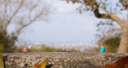 Slinkachu, 'October', 2014