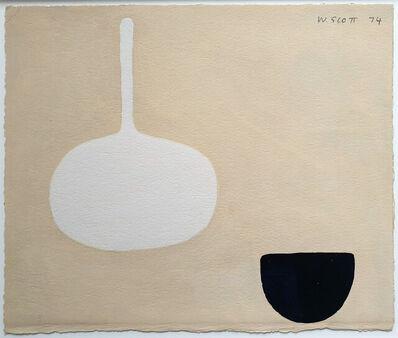 William Scott (1913-1989), 'Untitled1974', 1974