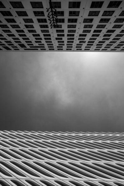 Juan Pablo Castro, ' Versus, Black and white limited ed print.', 2016