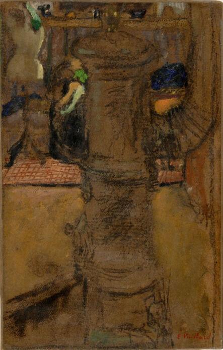 Édouard Vuillard, 'Le Poêle au Relais', ca. 1897-99