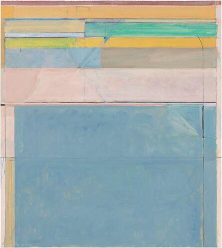 Richard Diebenkorn, 'Ocean Park #116', 1979
