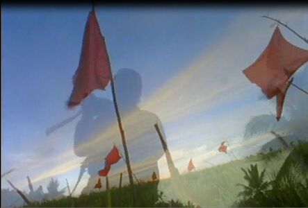 Kiri Dalena, 'Red Saga', 2004