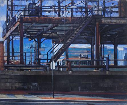 Martin Kotler, 'Power From Above, Late Shadows', 2013