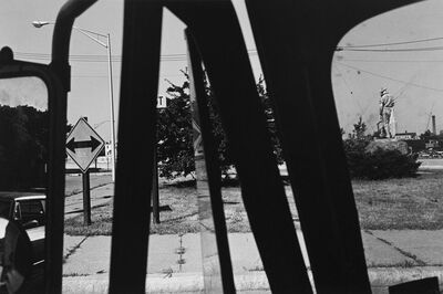 Lee Friedlander, 'Statue, New Jersey', 1971