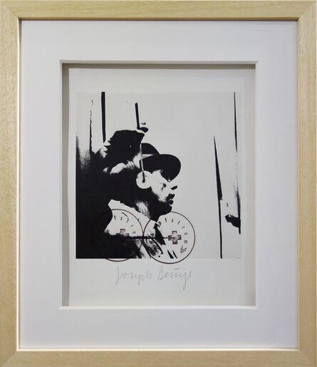 Joseph Beuys, 'Das Gehör - The Hearing - L´Udito', 1974