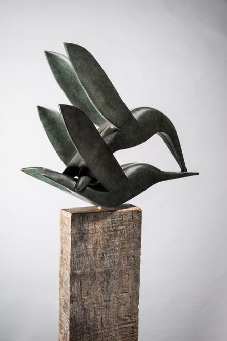 José Sancho, 'Hummingbirds', 2013