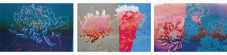 Andy Warhol, 'Kiku Complete Portfolio (FS II.307-309)', 1983