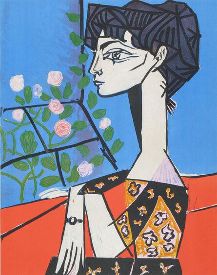 Pablo Picasso, 'Jacqueline avec Fleurs', 1956