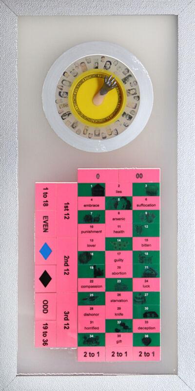 Ipek Duben, 'Mini Roulette', 2001