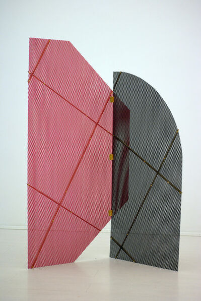 Eva Berendes, 'Untitled (Two Pannels)', 2012