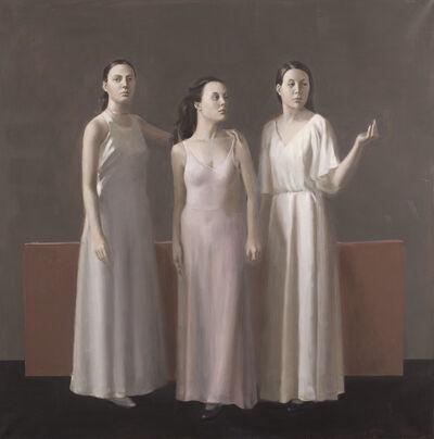 Raymond Han, 'Untitled (Three Women)', 2001-2002