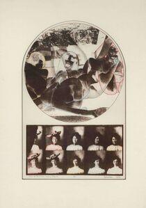 Robert Heinecken, '14 or 15 Buffalo Ladies #2C', 1969