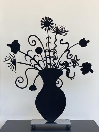 Kenny Scharf, 'Flores', 2020
