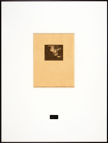 Barbara Bloom, 'Works for the Blind', 1985-1989