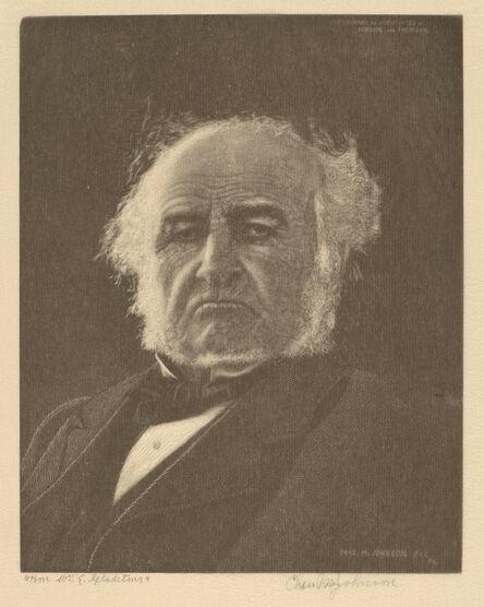 Charles M. Johnson, 'William Gladstone', 1896