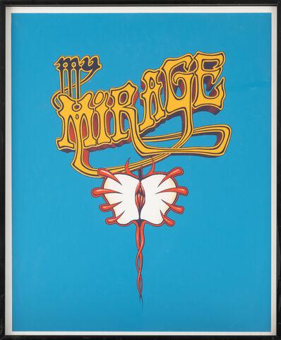 Jim Shaw, 'My Mirage', 1986