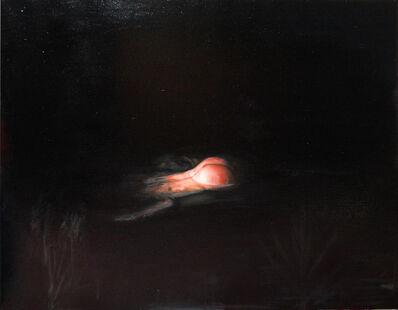 Léopold Rabus, 'Bain de nuit - midnight bath', 2012