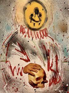 Isaac Pelayo, 'Self Portrait', 2020