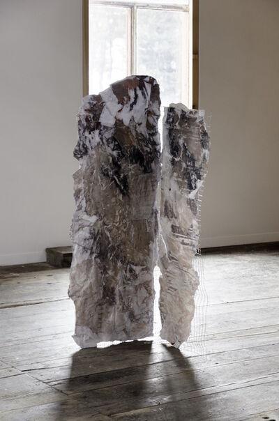 Ann Iren Buan, 'Pillars (Adaption) I', 2017