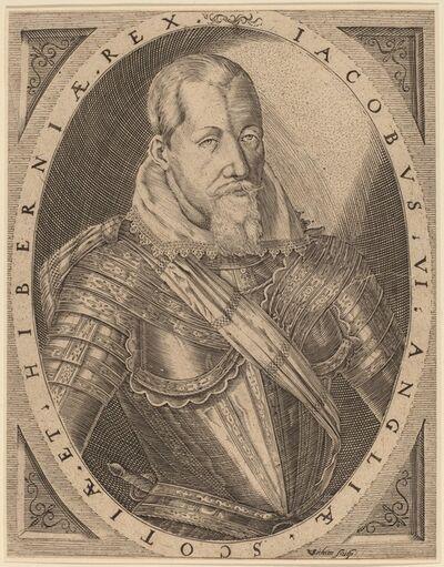 Christoffel van Sichem I, 'James I, King of Great Britain'