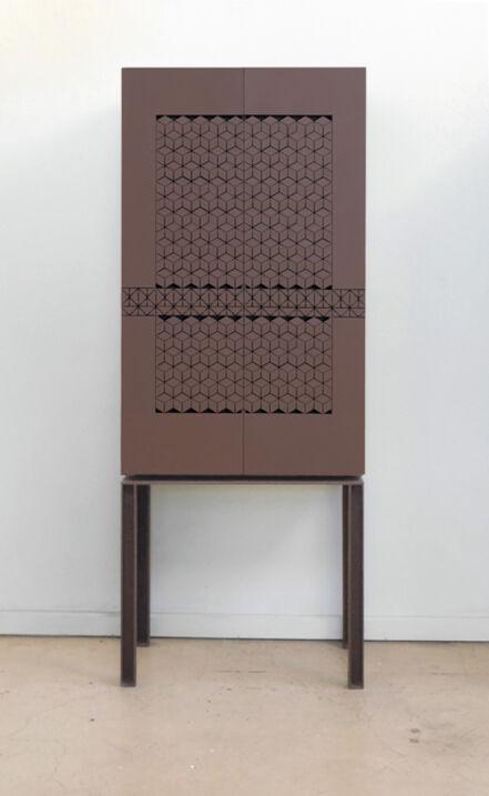 Pilar Climent, 'Medieval Cabinet'