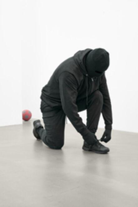 Mark Jenkins, 'The Knot', 2021