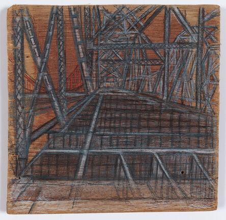 Lance Rivers, 'Carquinez Bridge Landscape', 2010