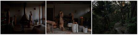 Claire de Santa Coloma, 'SCULPTURES IN SCENE. HOME. WORK. LEISURE.', 2020