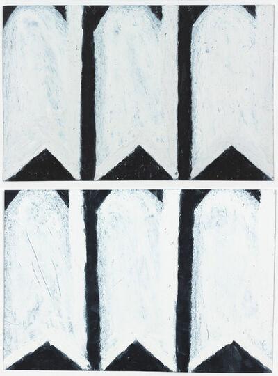 Evelyn Reyes, 'Carrots (White, Framed)', ca. 2016
