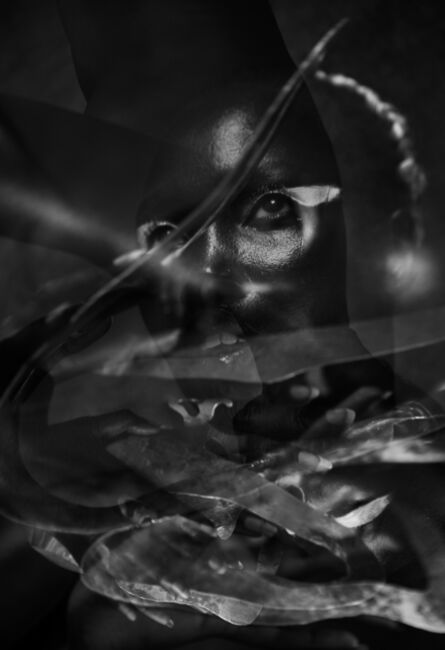 """Alex Korolkovas, 'Framed Black and White photograph by Alex Korolkovas """"Eves #11""""', 2018"""
