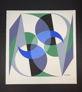 Giacomo Balla, 'Equilibrio Spaziale', 1925-1926