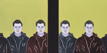 Djamel Tatah, 'Untitled', 2014