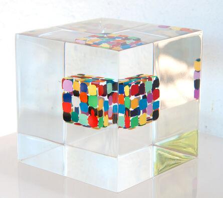 Susi Kramer, 'Cube in Cube-Würfel in Würfel (W201205)', 2020