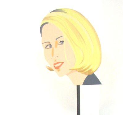 Alex Katz, 'Jessica Cutout', 2002
