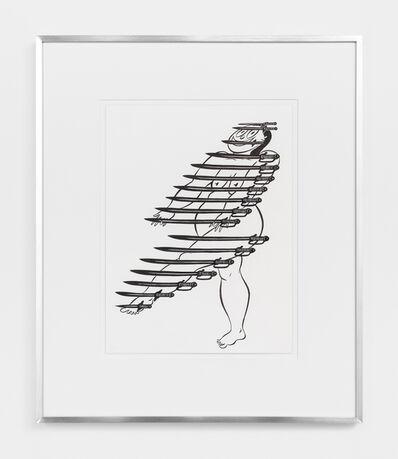 Ebecho Muslimova, 'Fatebe Arms Display', 2017