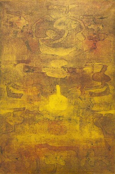 V. S. Gaitonde, 'Untitled', 1979