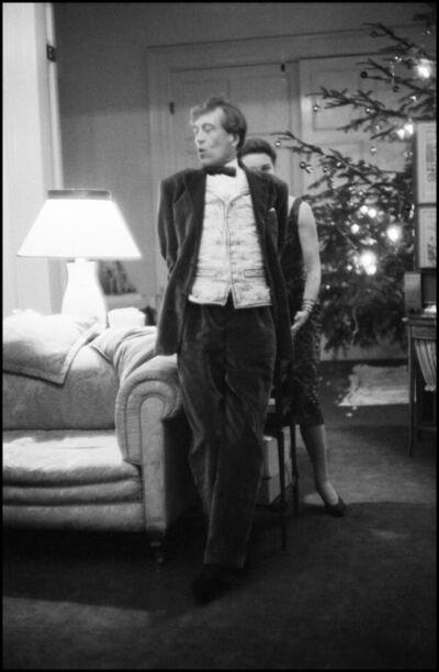 Inge Morath, 'John Huston dancing at his home in Ireland /Unique Serie vintage prints', 1954