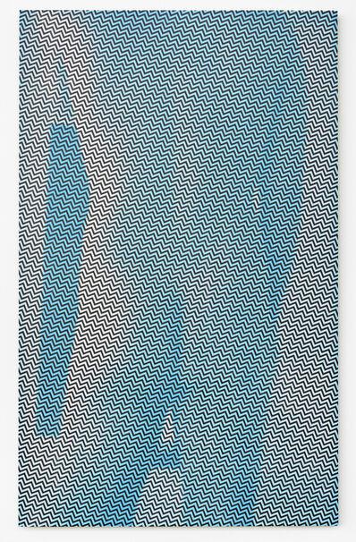 R. H. Quaytman, 'Preis, Chapter 28', 2015