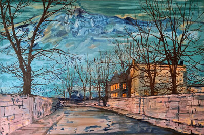 Christof Mascher, 'Ragu House', 2021