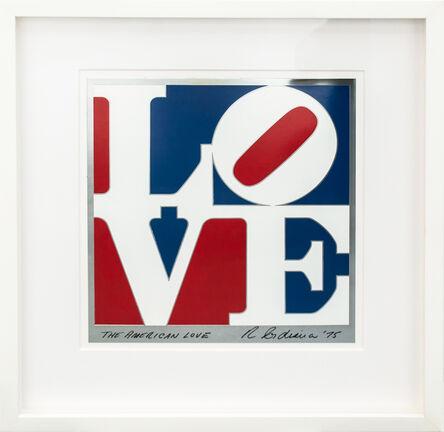 Robert Indiana, 'The American Love', 1975
